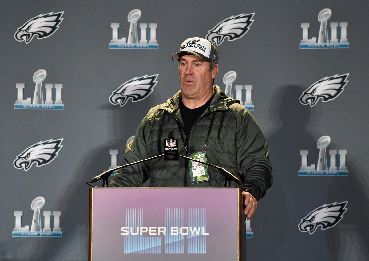 doug pederson to tap trusted resource before super bowl brett favre