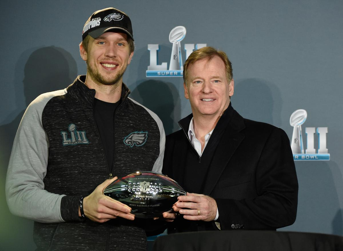 nick foles was flawless when the eagles needed him most