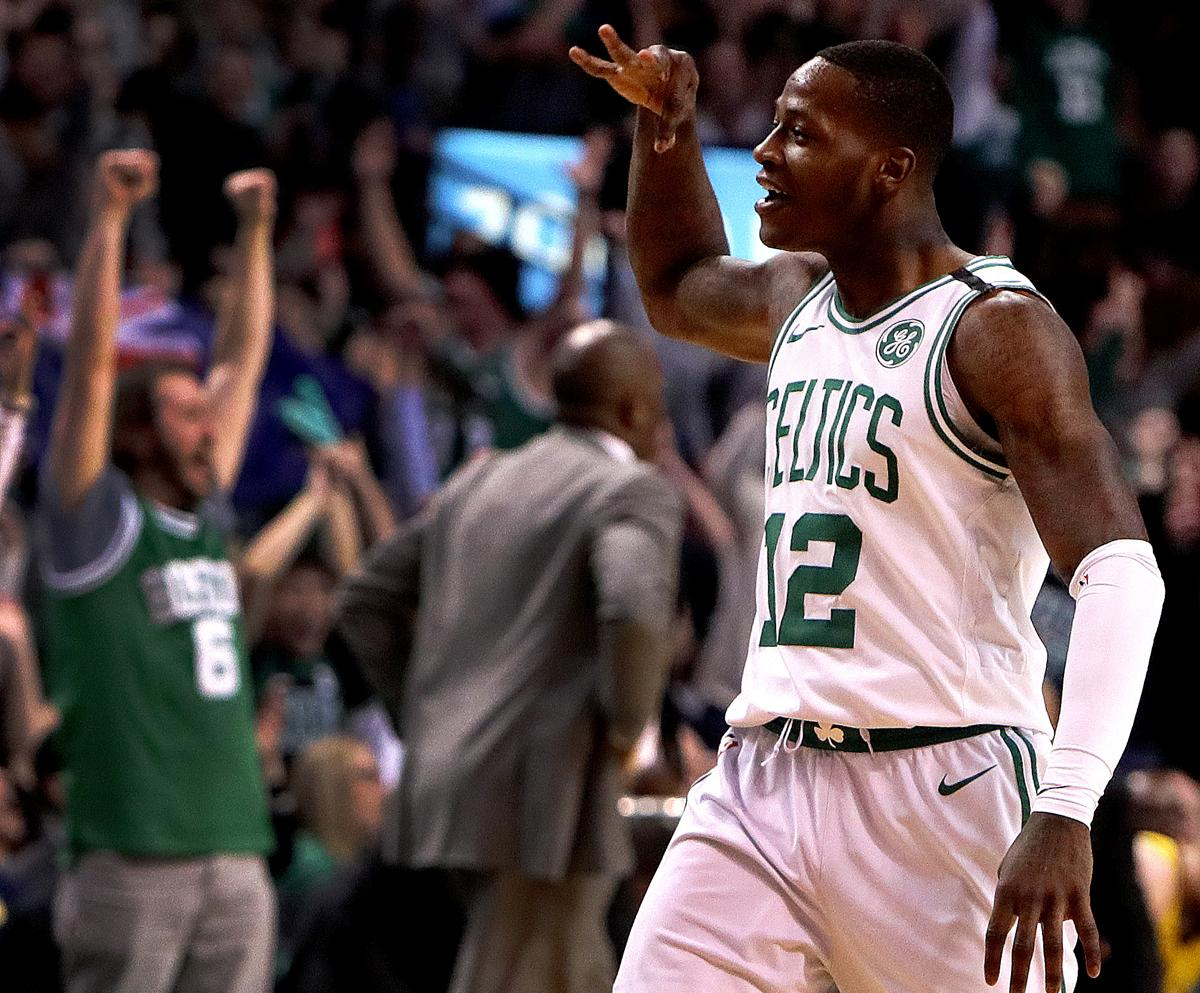 ecf663dce114 Here s how  Scary Terry  Rozier came to be a thing