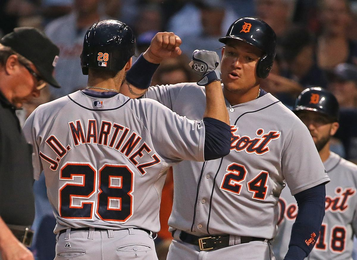 J.D. Martinez will have full name on back of his Red Sox road jersey 4c0eab43af9