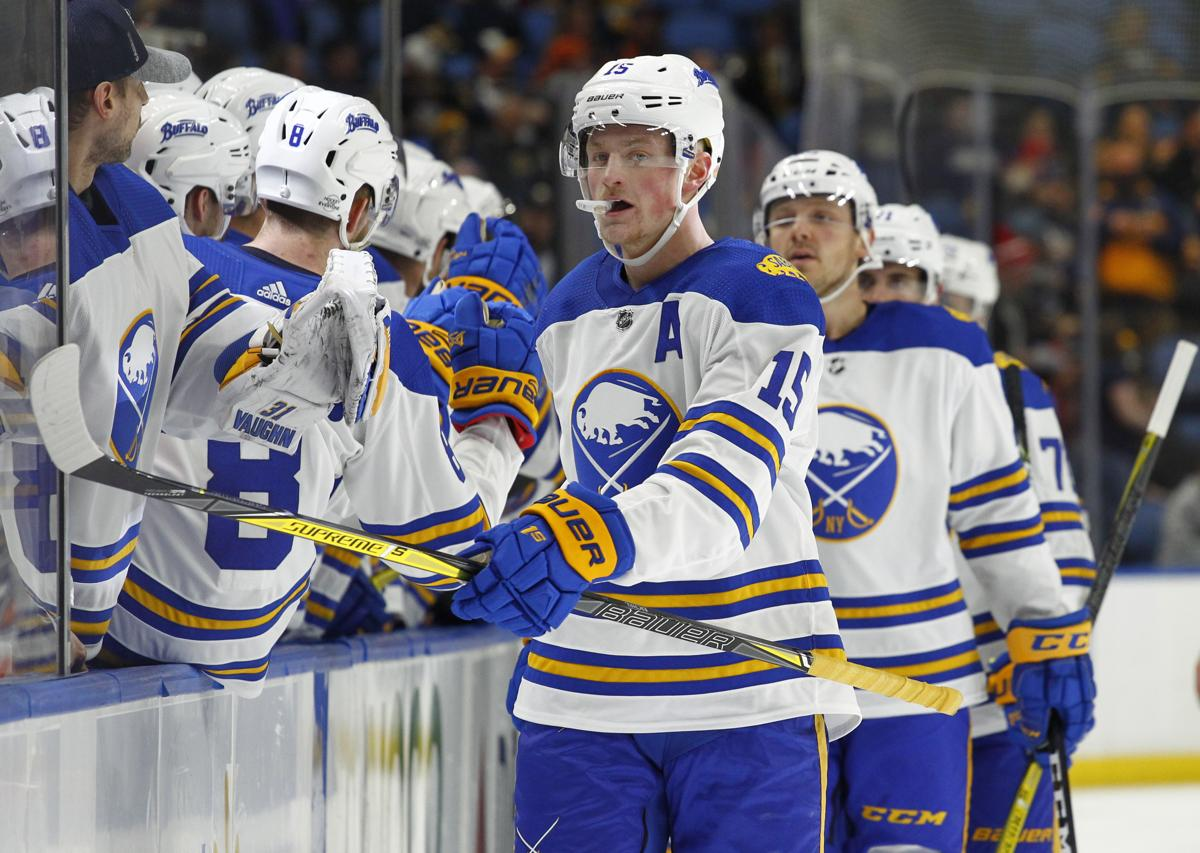 buffalo sabres rebuilding project not cutting it