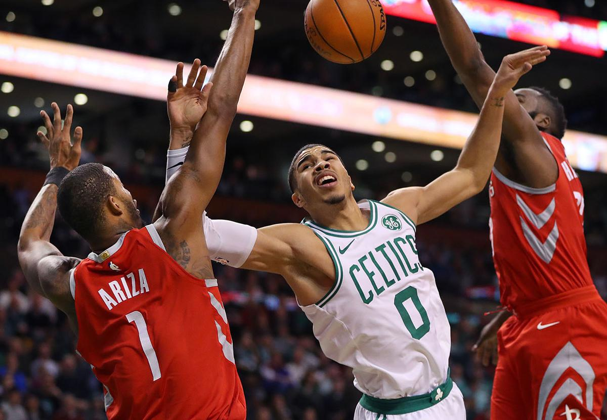 Celtics are about to run into the red-hot Rockets 70e8b2e34