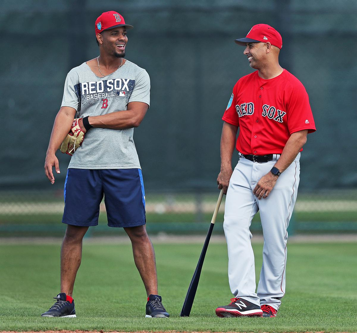 Alex Cora has already changed the Red Sox  culture 3fc7fe475