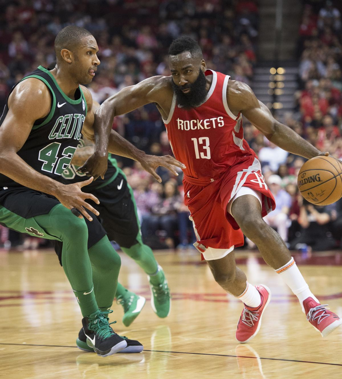 Celtics were flustered by officiating when it came to guarding James Harden 544dfb747