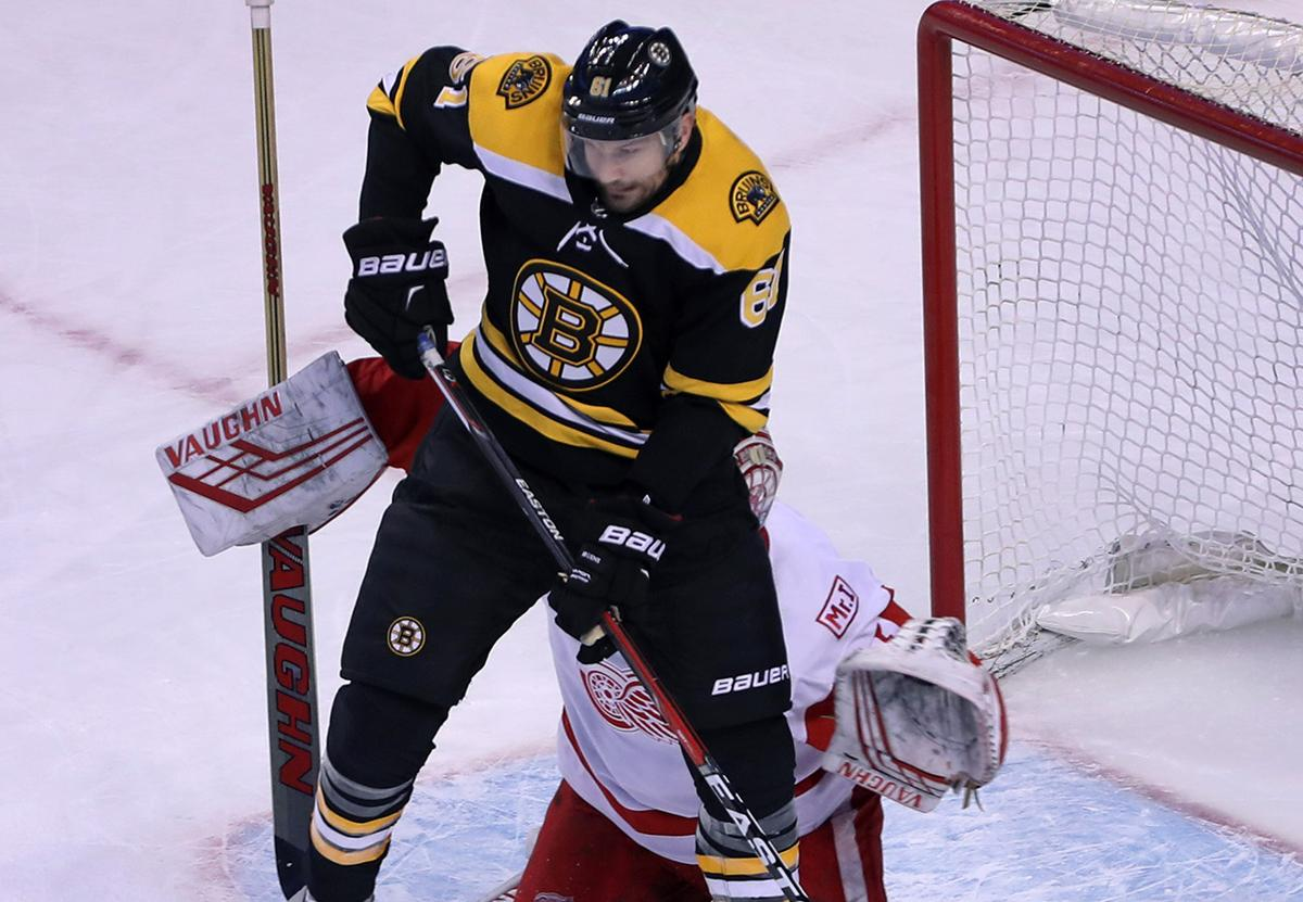 Bruins are in excellent position to be primed for the playoffs