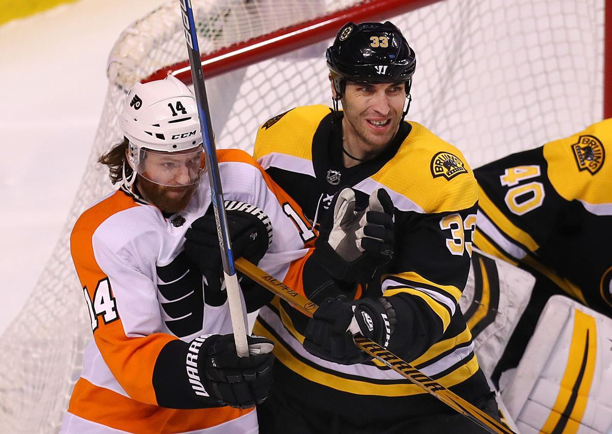 Bruins extend contract of captain Zdeno Chara