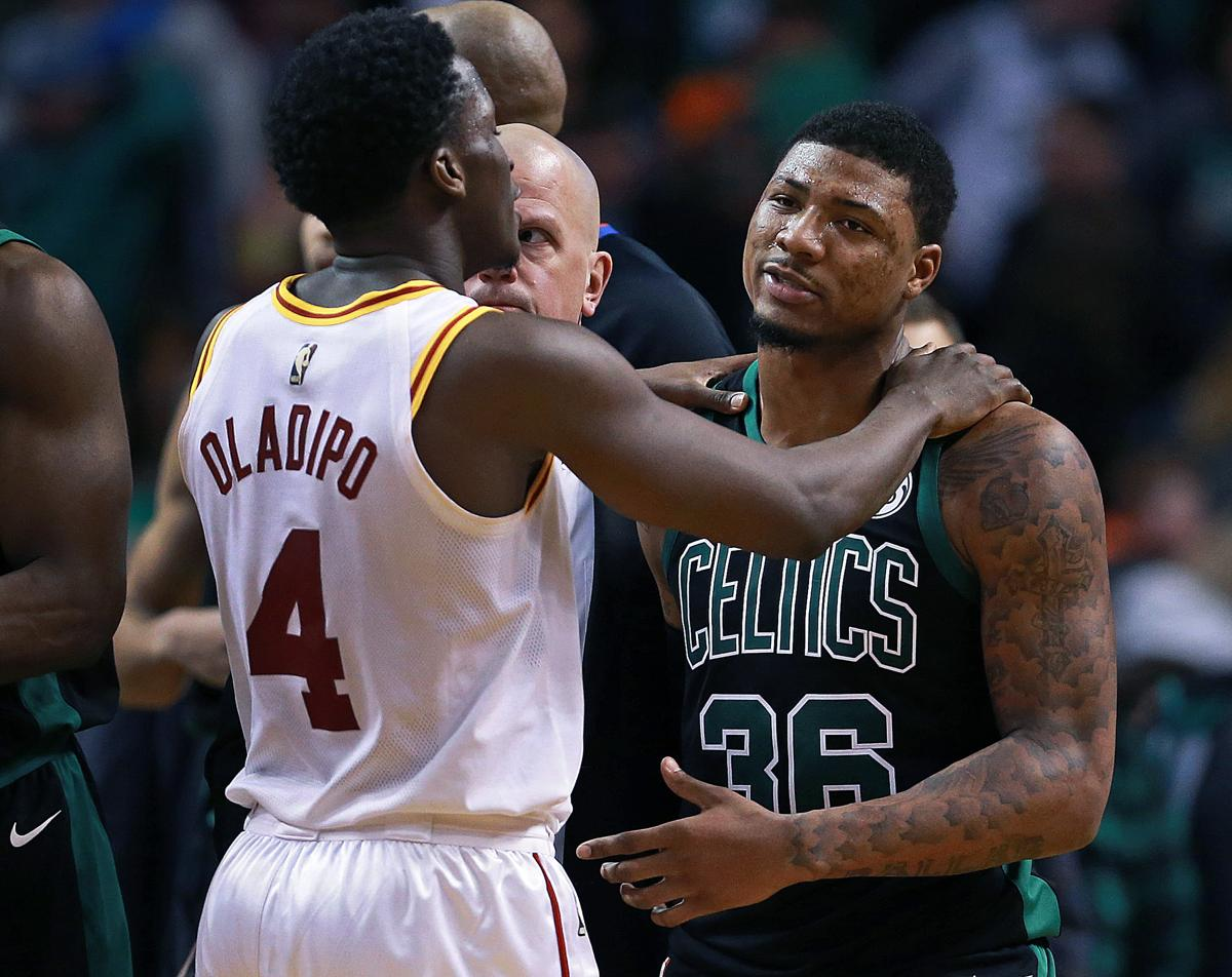 Celtics Say Marcus Smart Could Return In 6 8 Weeks