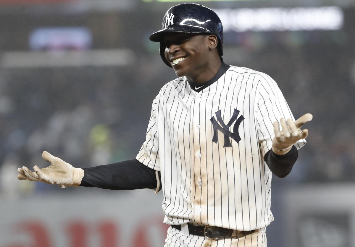 more photos f953d 8add4 The Greedy Pinstripes: SPECULATION: The Didi Gregorius ...