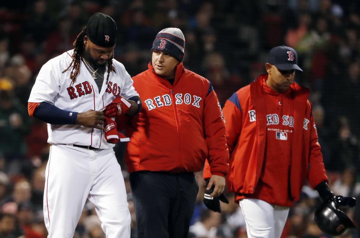 menu noel 2018 cora Red Sox' Hanley Ramirez is confident he won't be out long after  menu noel 2018 cora