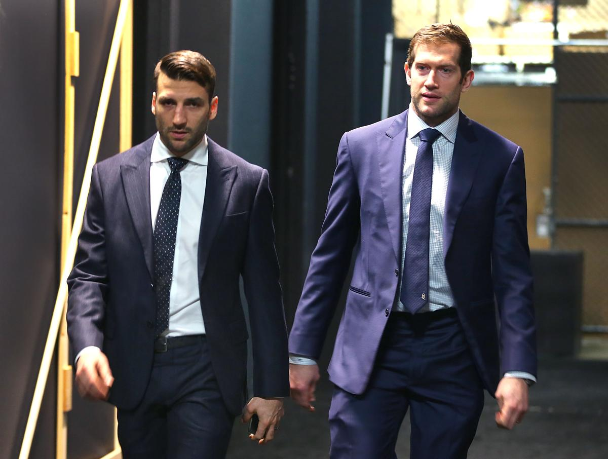 David Backes Has A Lean And Hungry Look For The Upcoming Nhl Season