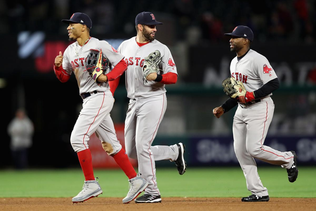 Game 18  Red Sox at Angels lineups and preview fd269046c