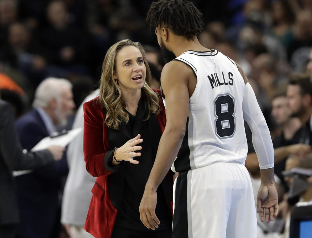 e37b8ac4dffb Becky Hammon plans to interview for Bucks  coaching job