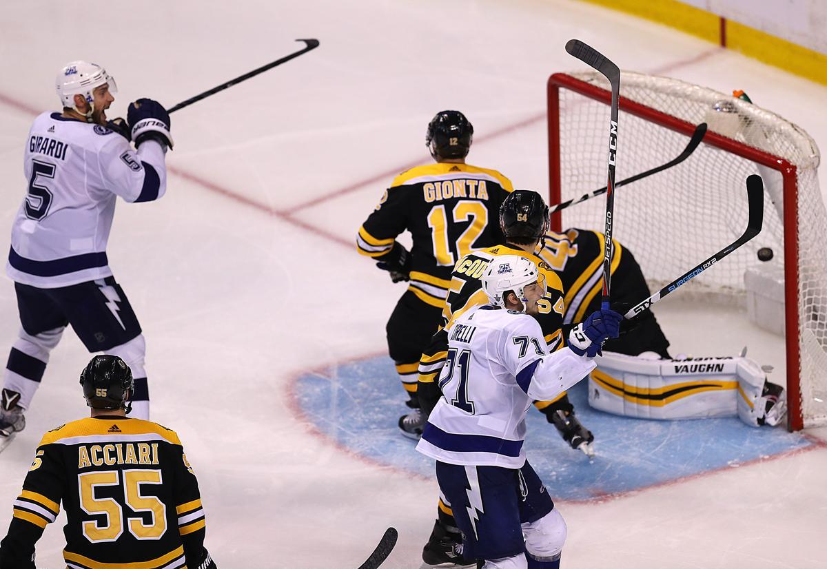 e39aeee35 Boston- 05 04 18- Boston Bruins vs Tampa Bay Lightning