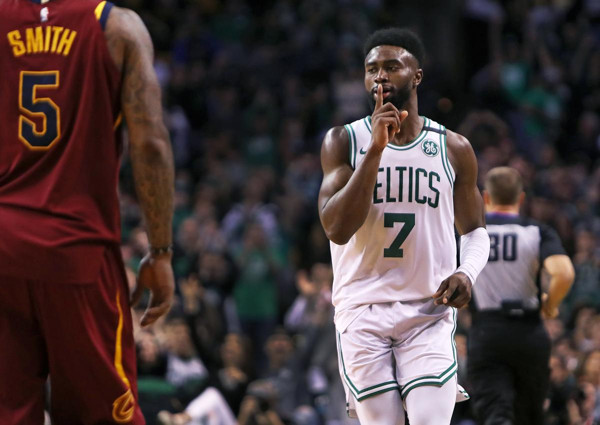 0e349cf15 Chris Gasper  Celtics  message to Cavaliers  This year will be different