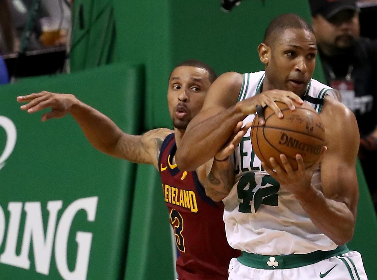 Chad Finn: Al Horford\'s critics are wrong, and other Game 1 thoughts