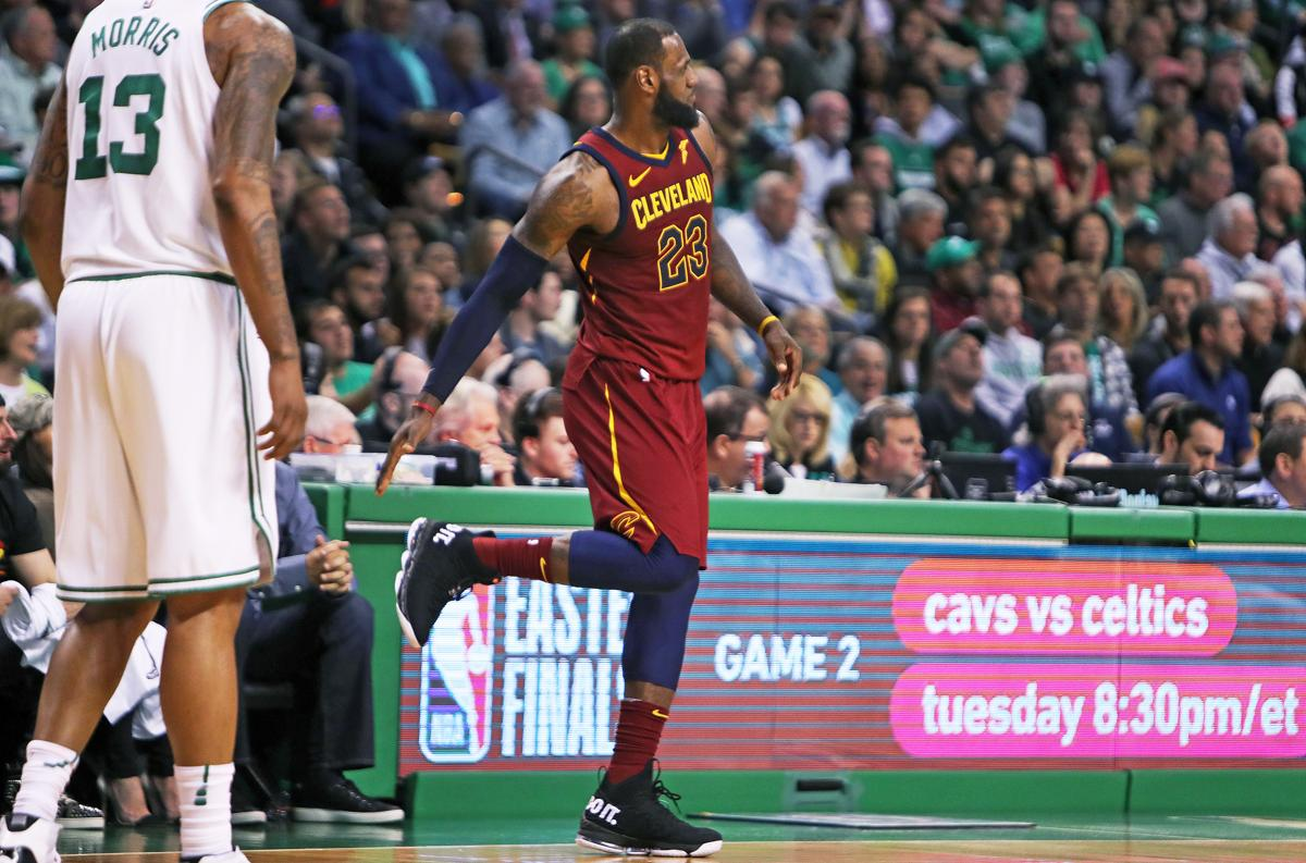 What to watch for in Celtics-Cavs Game 2 b9b7160cd