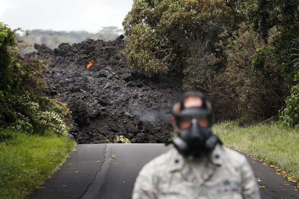 Eruption of Hawaii's Kilauea volcano - The Boston Globe