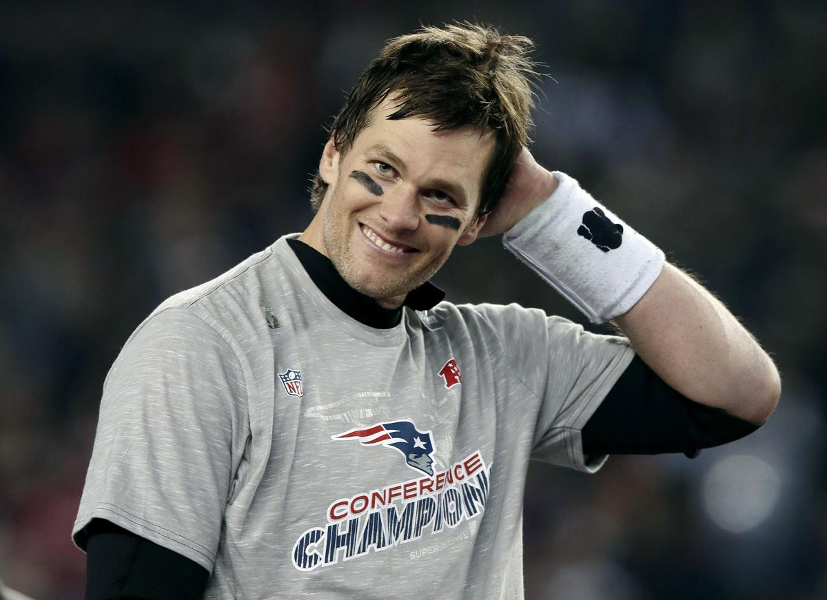 What's up with the photo posted on Tom Brady's Instagram today?