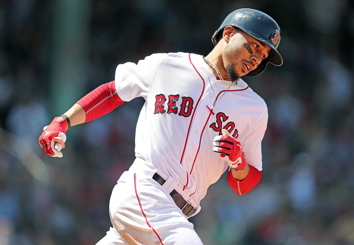 9bf0bbb44ec Red Sox Notebook  Will Mookie Betts go to minors for rehab stint ...