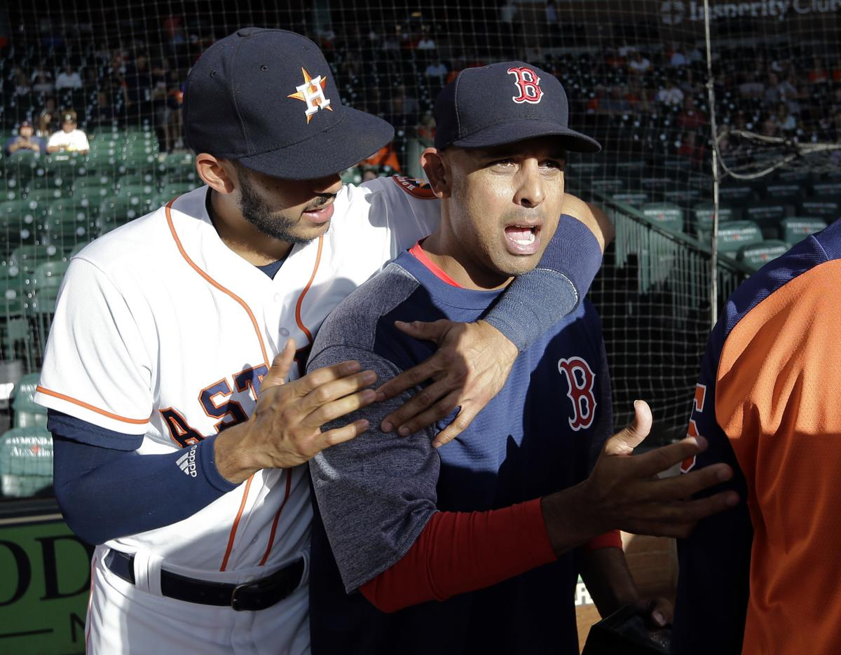 Alex Cora gets his ring, gains some closure in Houston