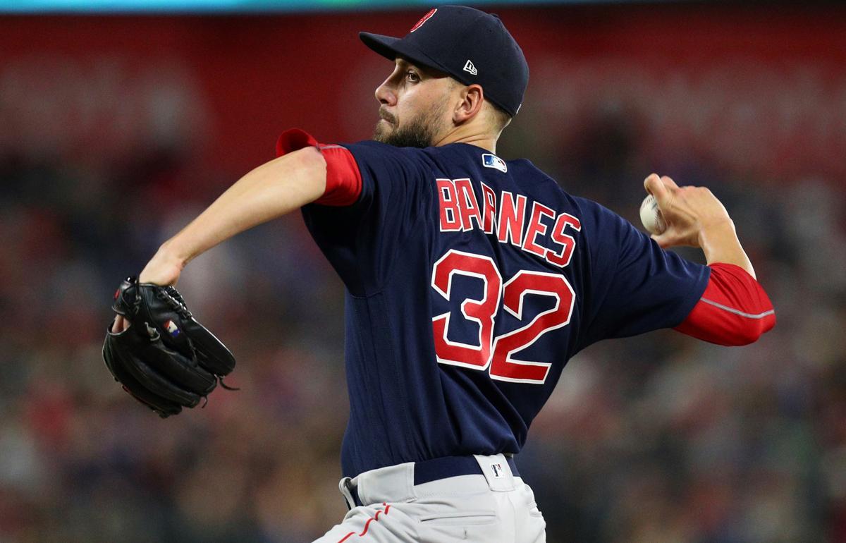 Good mechanics return Red Sox reliever Matt Barnes to top gear 2fbbfd8cedb