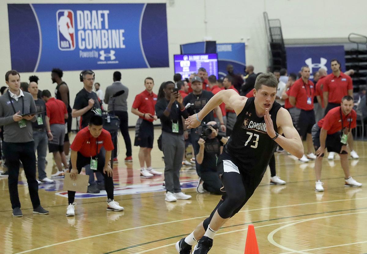 Mizzou Basketball Schedule 2020-2018 How the Celtics' NBA Draft prep continued amid a deep playoff run