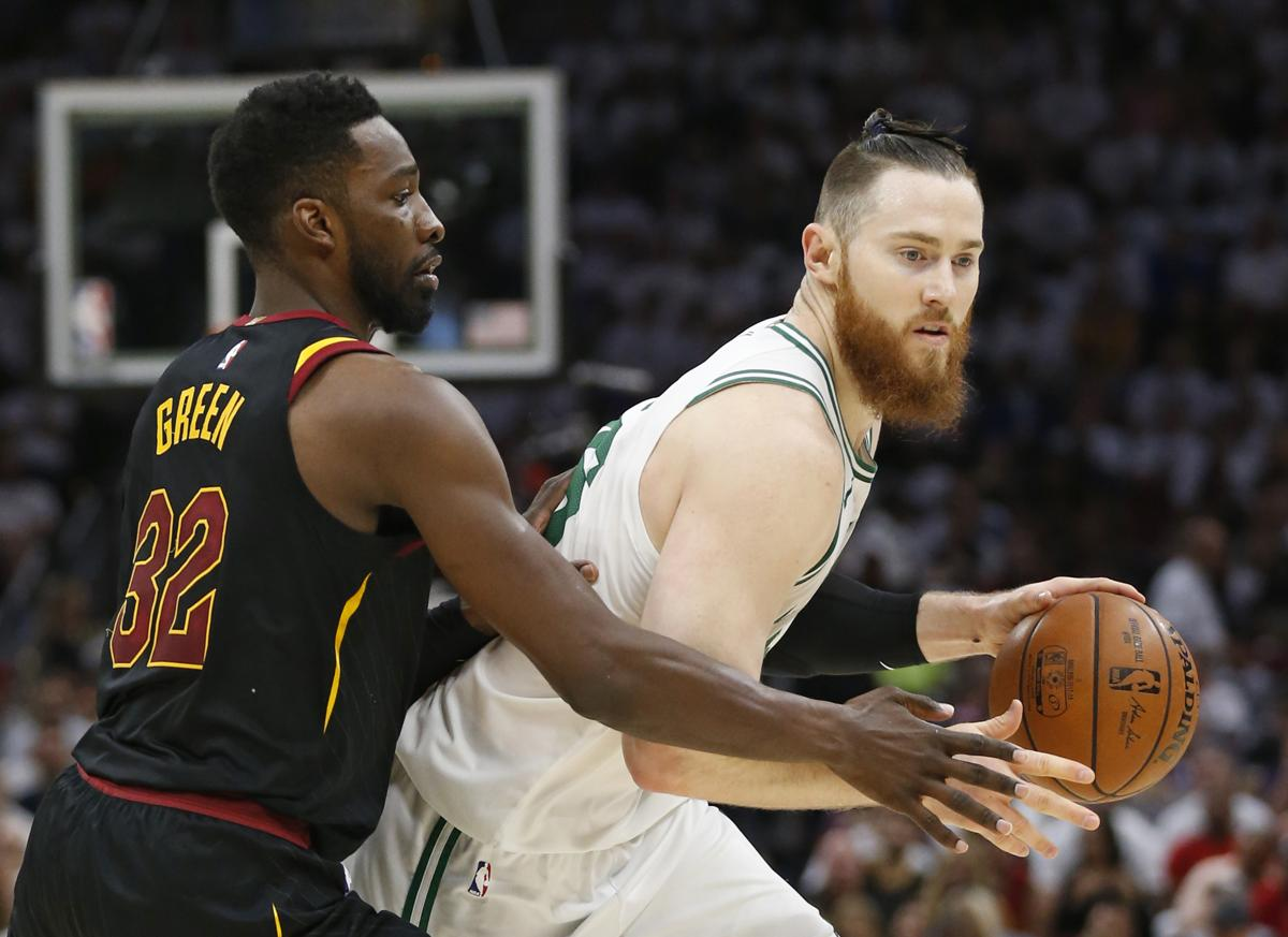 Spurs Schedule 2020-2018 Unfinished business': Celtics Aron Baynes, Daniel Theis eager for