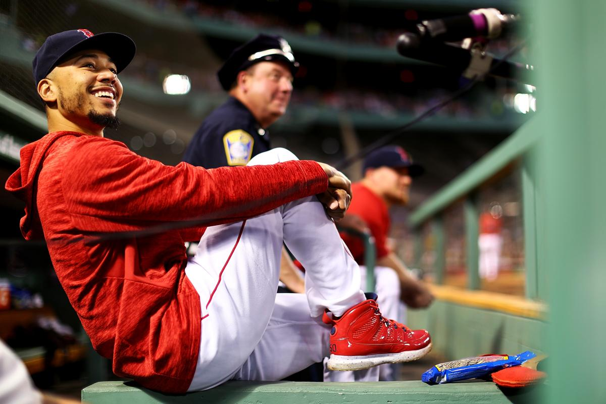 Mookie Betts may be back during upcoming road trip 6c3736b8942