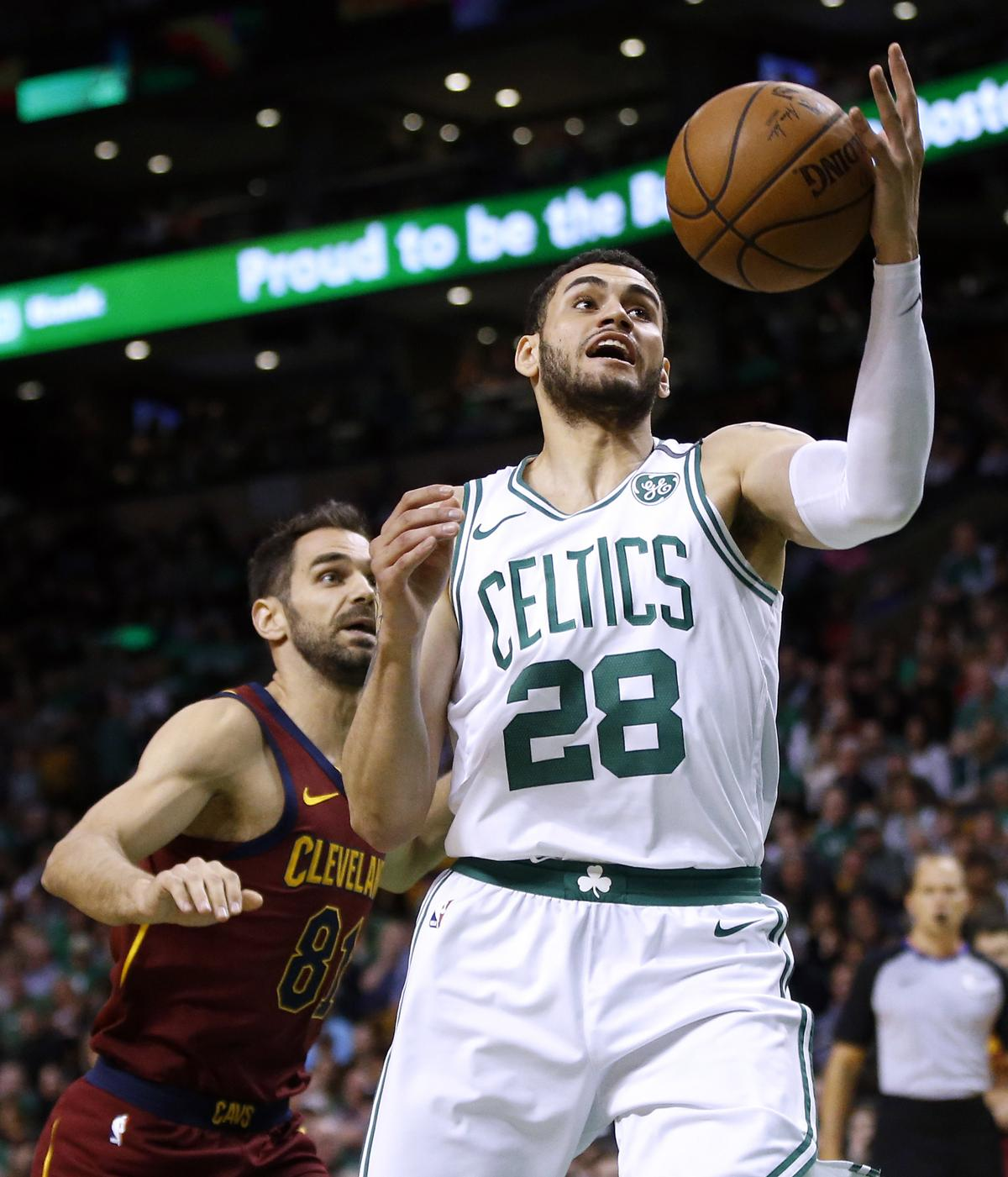Celtics end up trading Abdel Nader to Thunder in cost-saving move a6af57d67