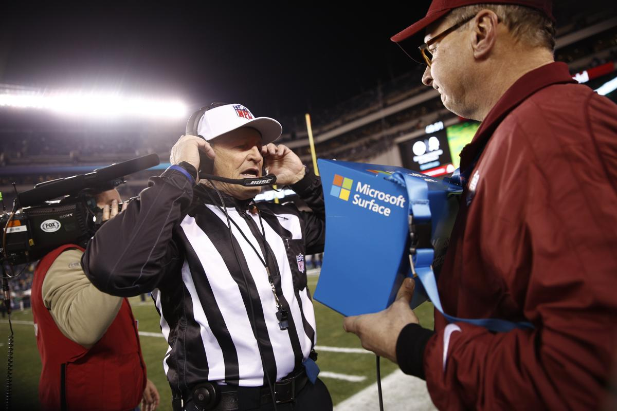 Sunday Football Notes  NFL s referee turnover could create some ... 774aed94b
