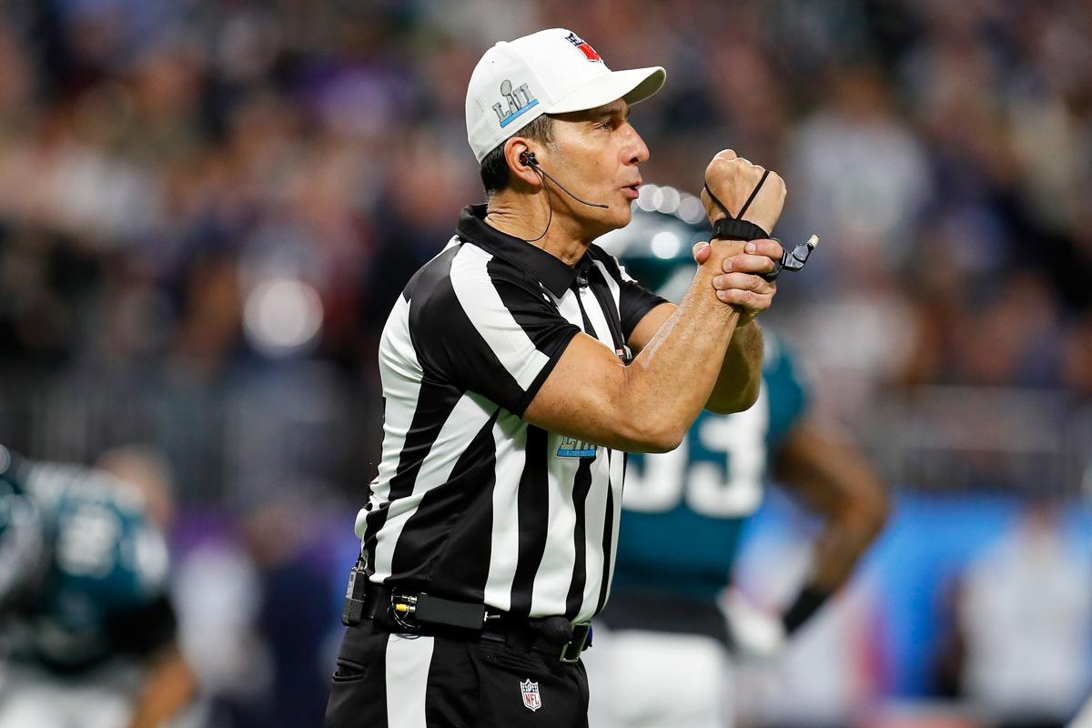 2235c8cbc NFL s referee turnover could create some sticky situations this fall