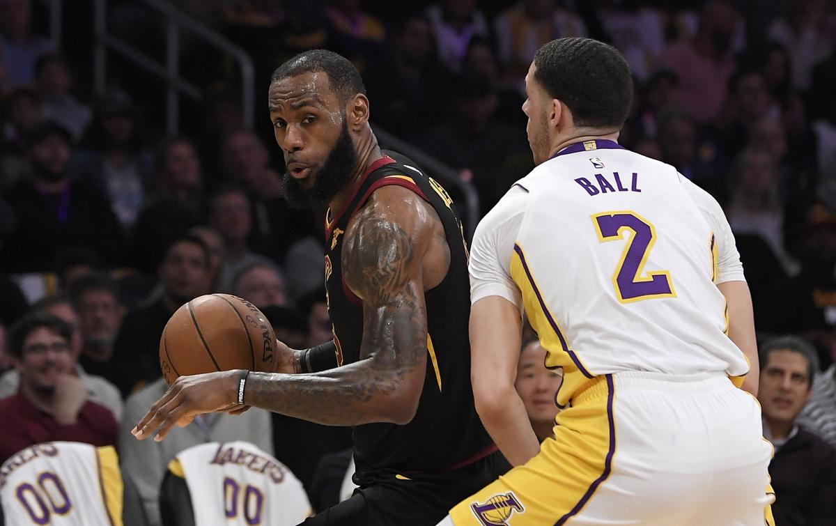 Lebron James Agrees To Four Year 154 Million Deal With Lakers