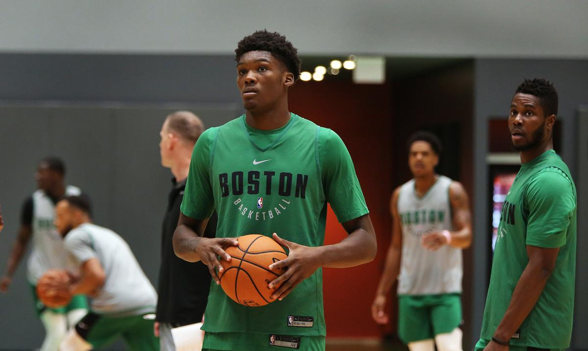 e39d7a636 The Celtics start summer league Friday. Here s everything you need to know.  By Adam Himmelsbach. Boston ...