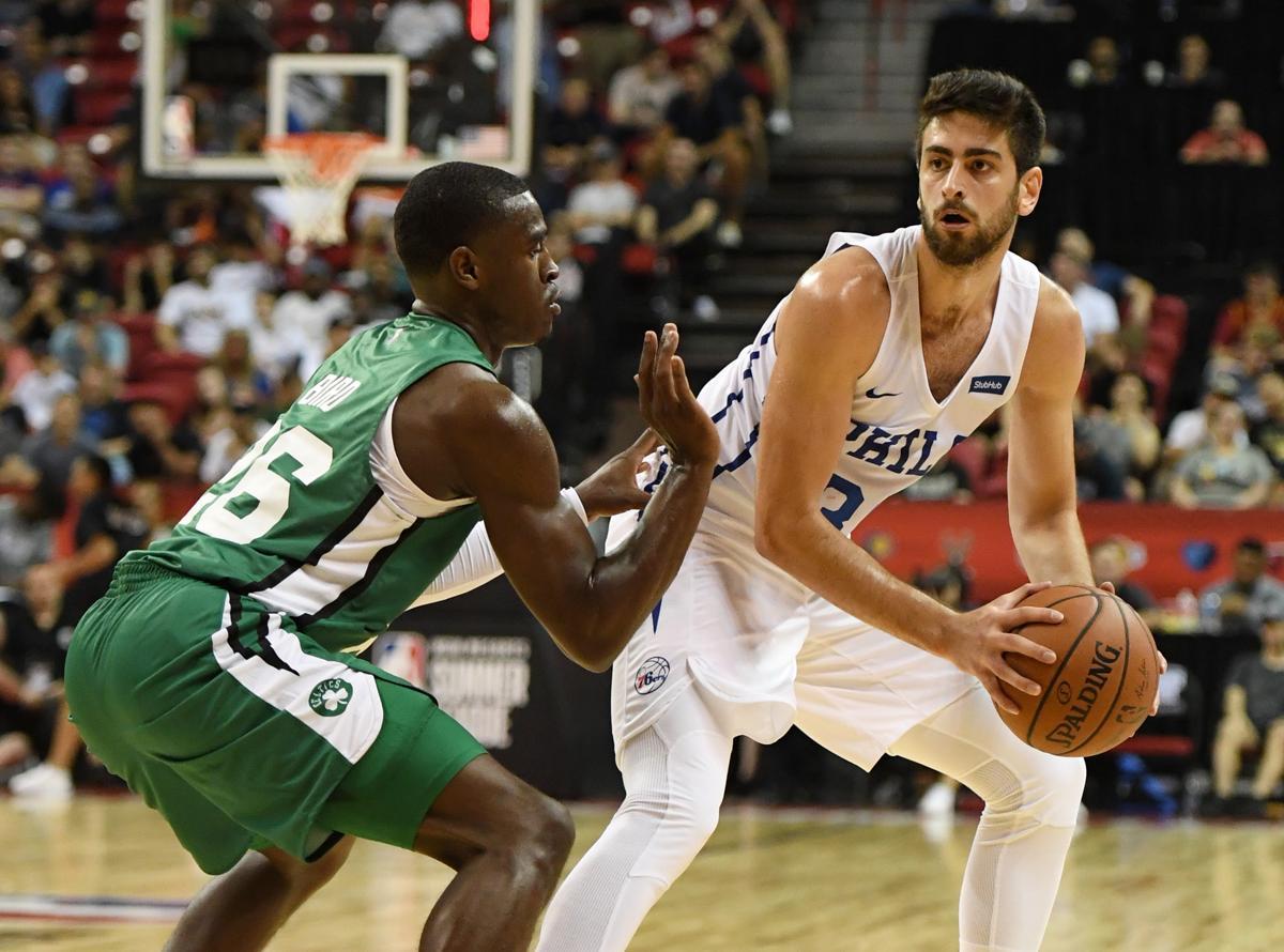 Next up for Celtics at summer league: Knicks
