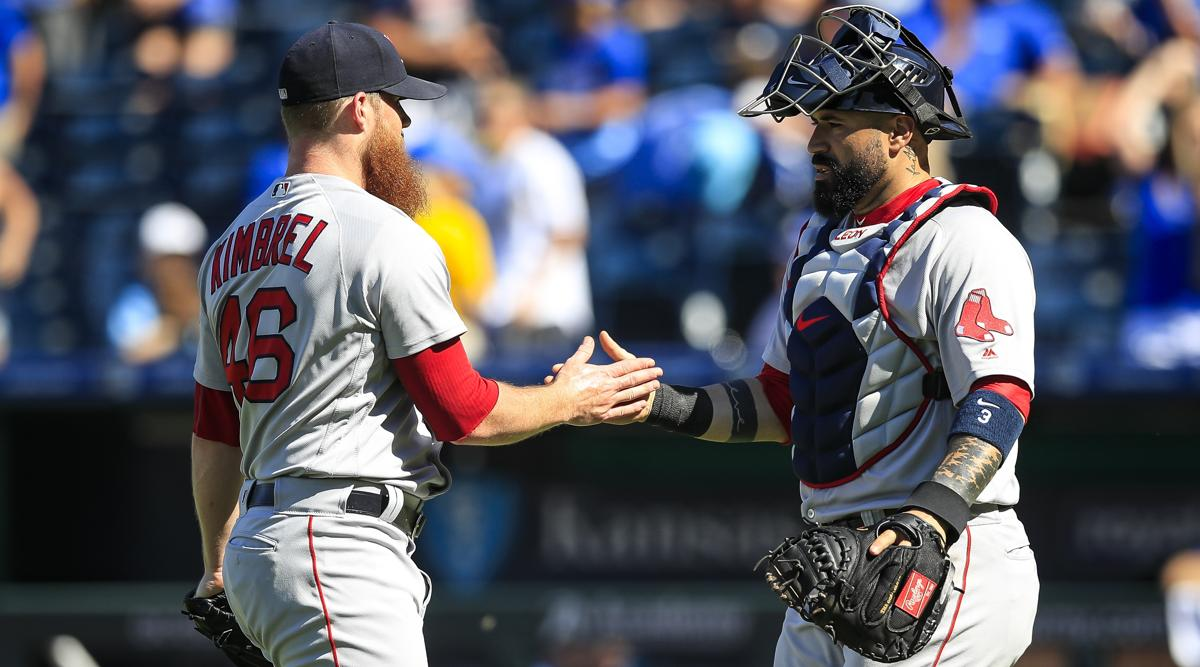 Image result for red sox royals july 8 2018
