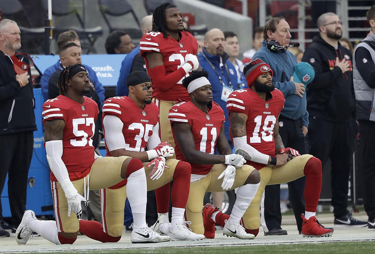 Nfl Players Association Files Grievance Challenging National Anthem