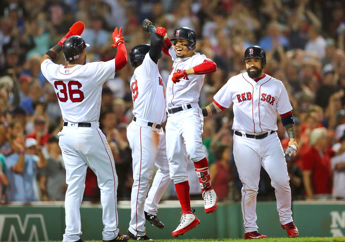 Image result for red sox 2018