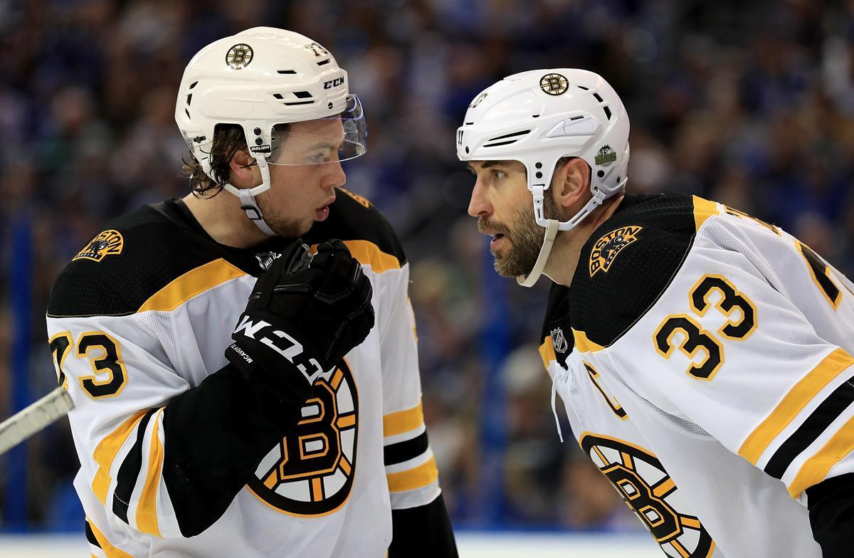 How the Bruins  defense might look next season 035e4cc3a