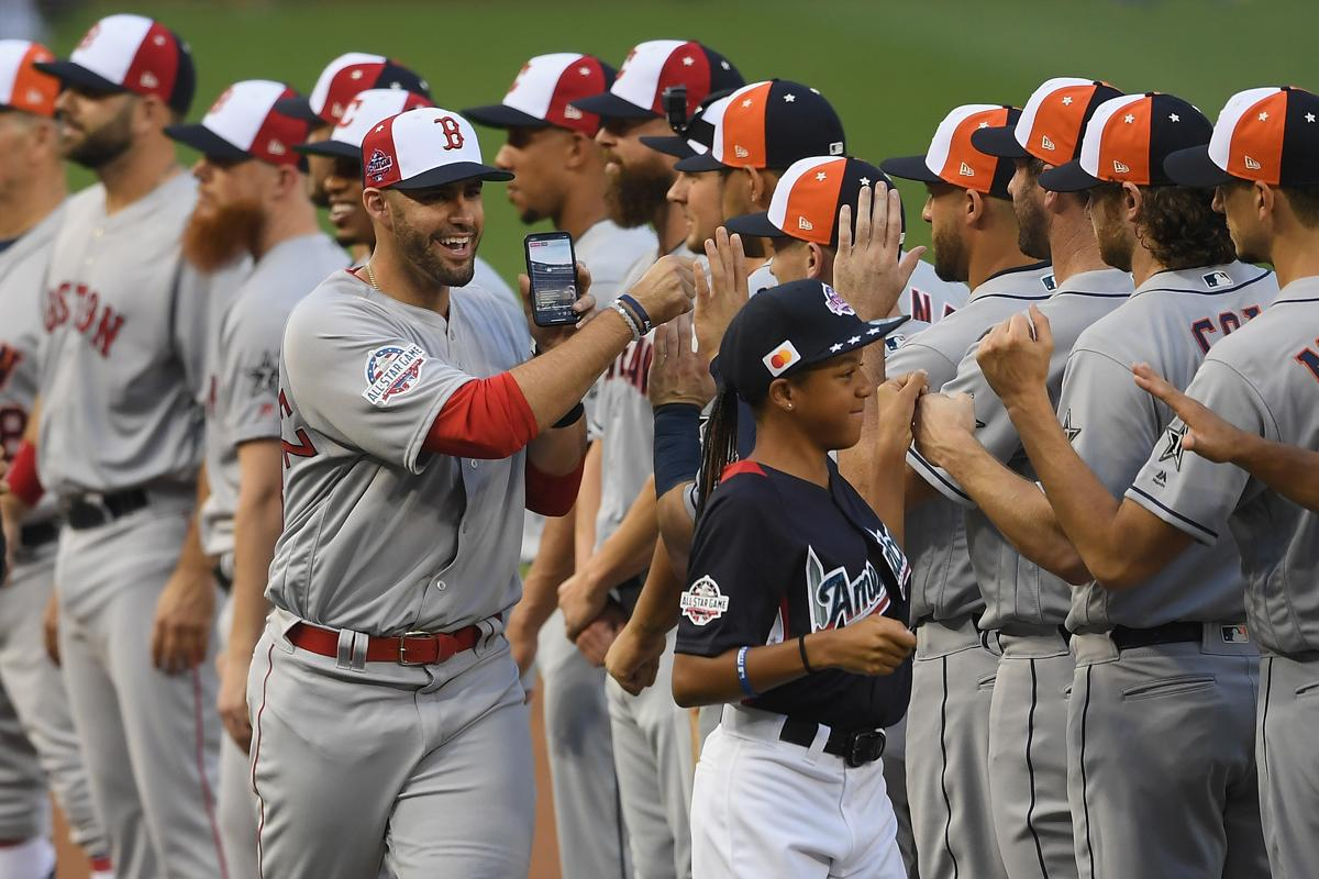 Red Sox enjoy the All-Star Game as the American League outslugs the ... 5f268c545