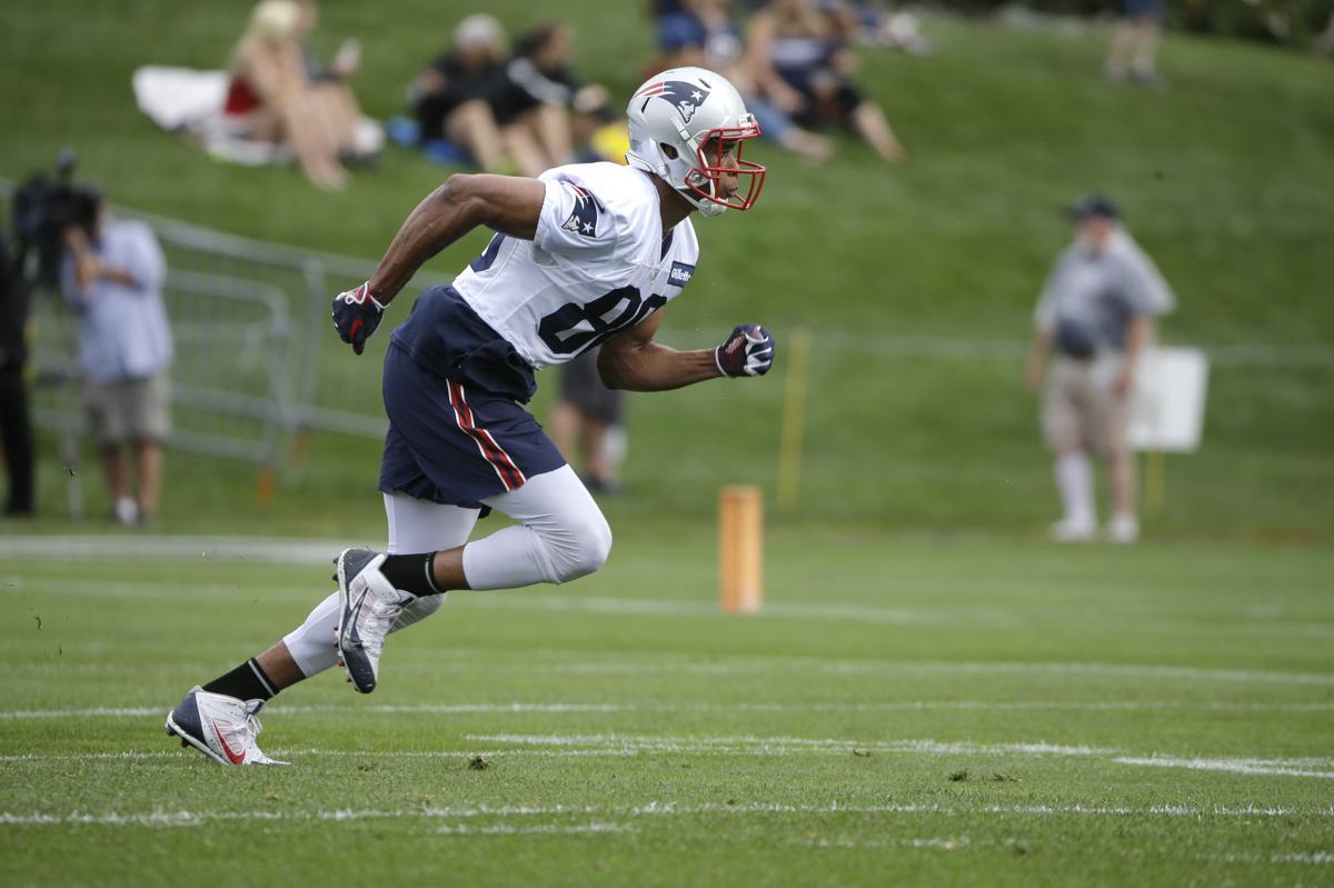 442ddaeb921 Patriots release wide receiver Jordan Matthews