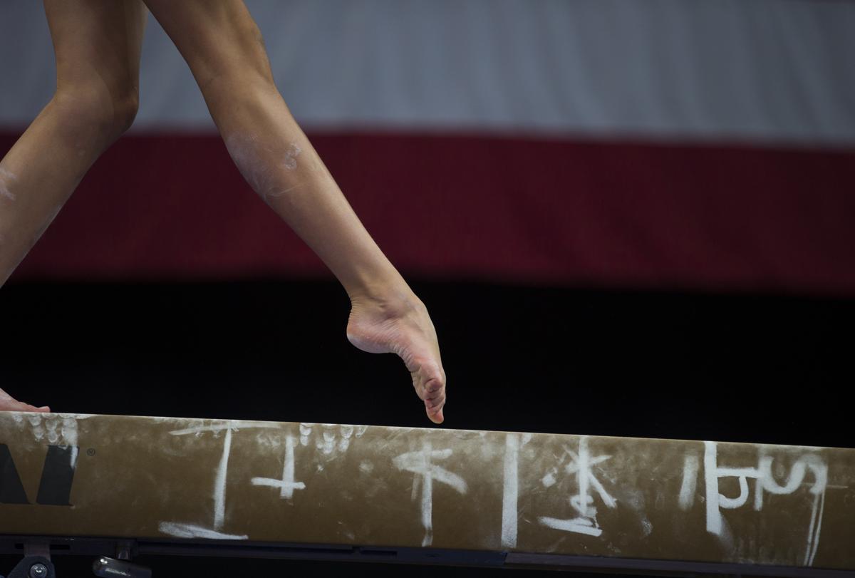 US Gymnastics Championships in Boston - The Boston Globe