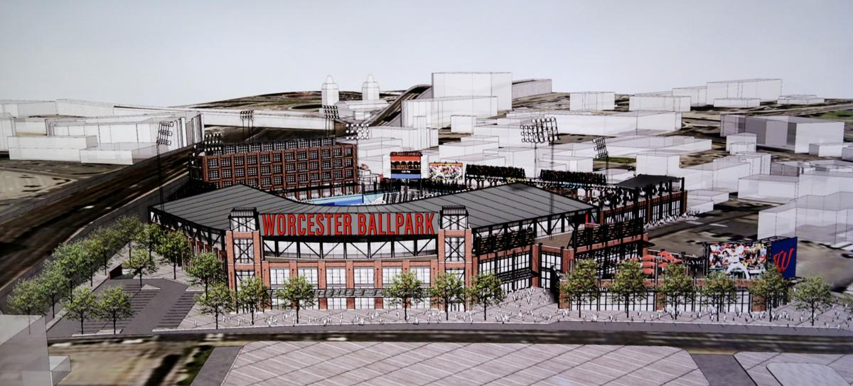 here s a look at the renderings of the triple a red sox ballpark in
