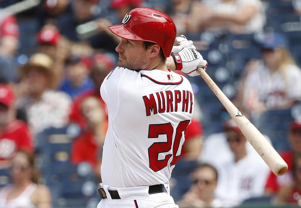 Cubs acquire Daniel Murphy from Nationals 04882fa35