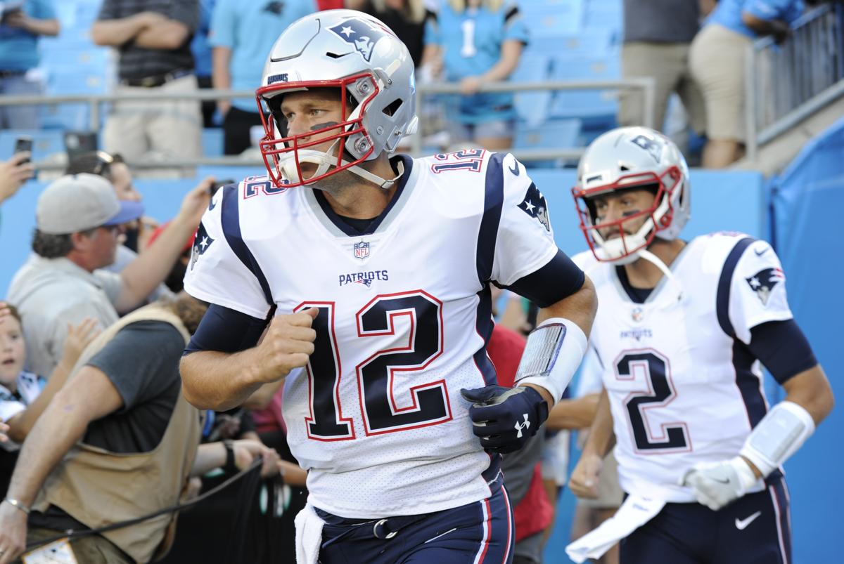 Live updates  Patriots-Panthers preseason game be427e658