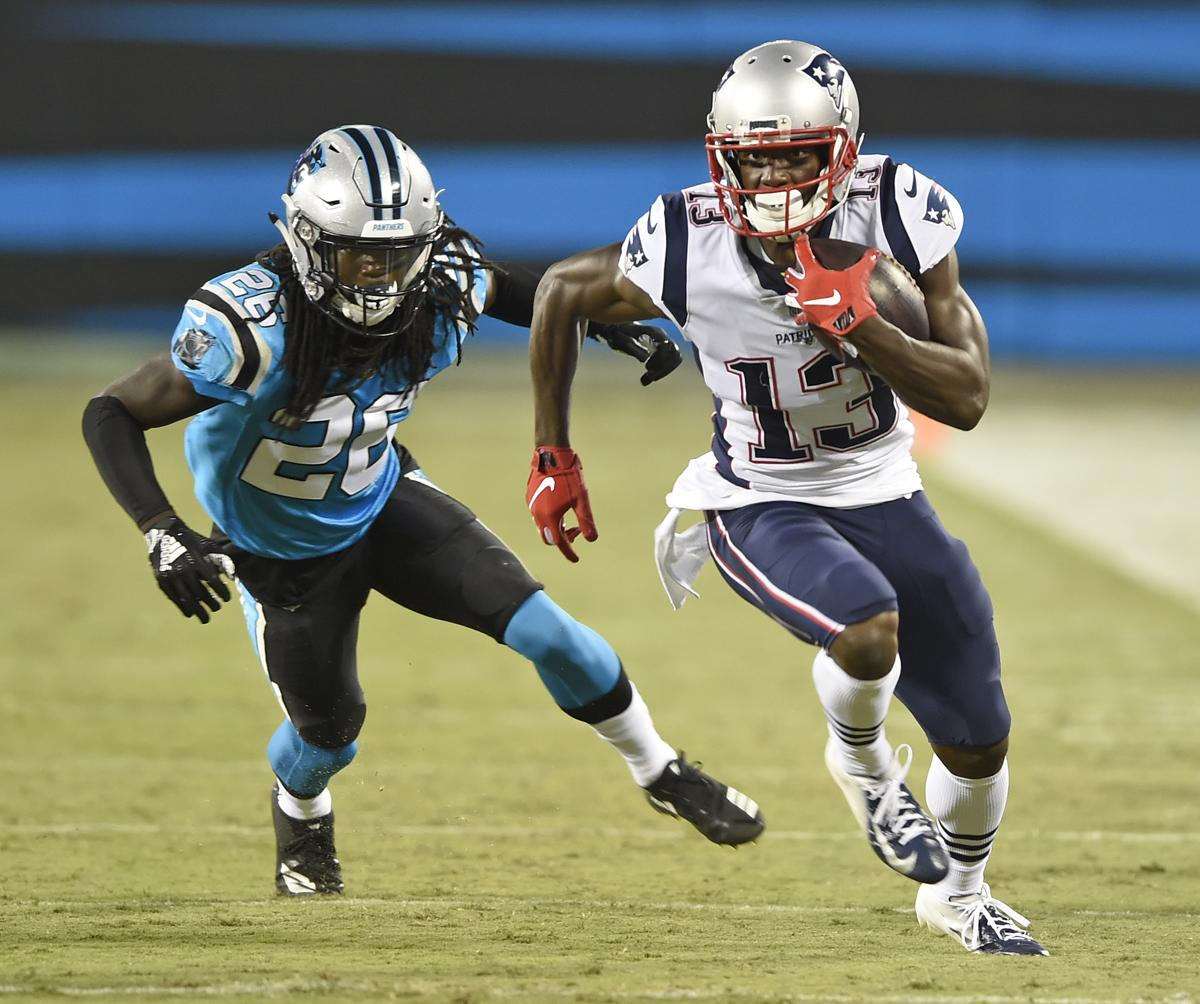 14 thoughts from the Patriots  preseason loss to the Panthers 70dac8ff1