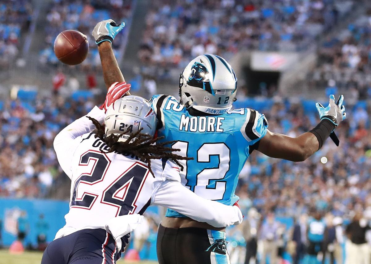 Let s take a closer look at individual performances in the Patriots  loss  to Panthers ae9d0c2a7