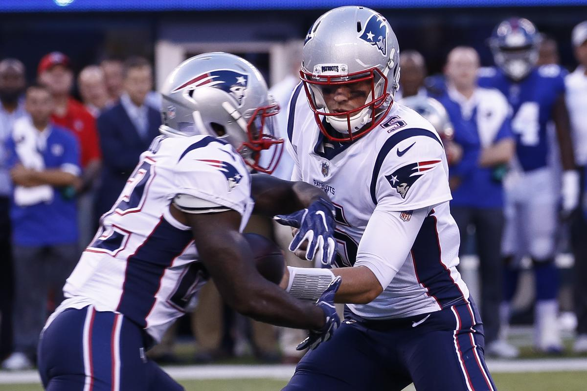 Patriots roster moves tracker  Patriots reportedly add Danny Etling ... c11bb682f