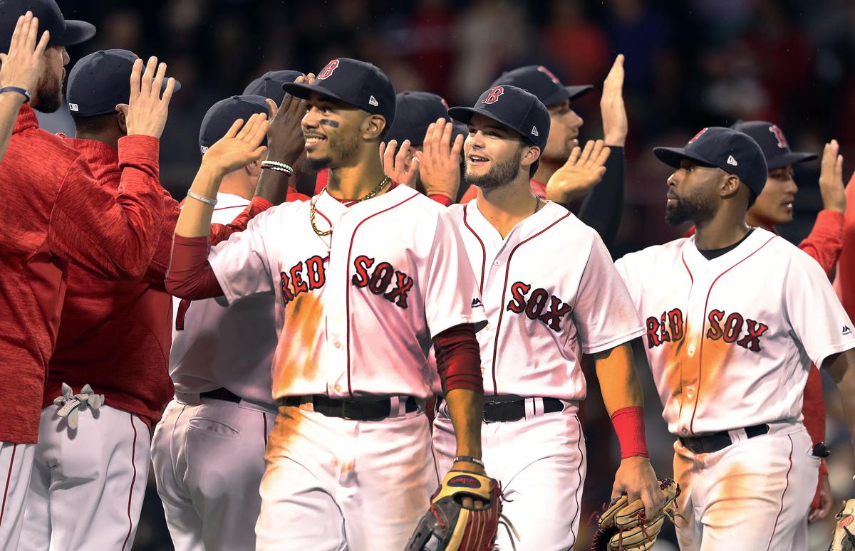 The Red Sox  road to AL East champs 9a8362742ca