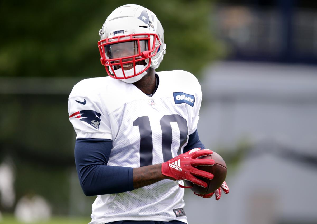 It s a good place for him   A former teammate of Josh Gordon endorses trade  to Patriots 13ca25e8d