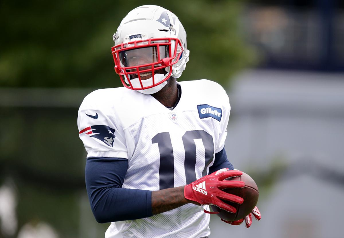 What does Josh Gordon bring to the Patriots  We checked his game film. By Ben  Volin 29eb54dc9